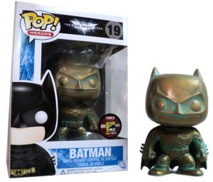 Funko Pop Patina Batman