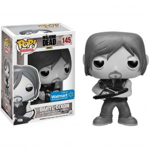 Funko Pop Black and White