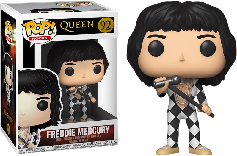 Funko Pop! queen-freddie-mercury