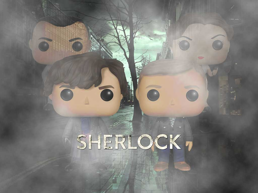 Funko Sherlock