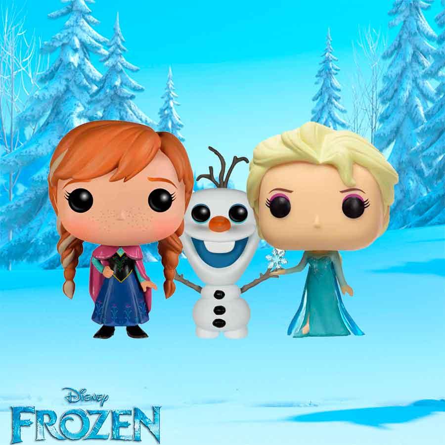 Funko_Frozen