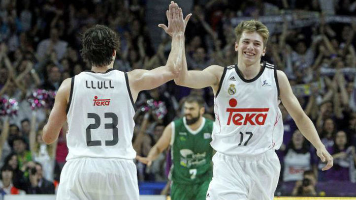 Doncic Real Madrid