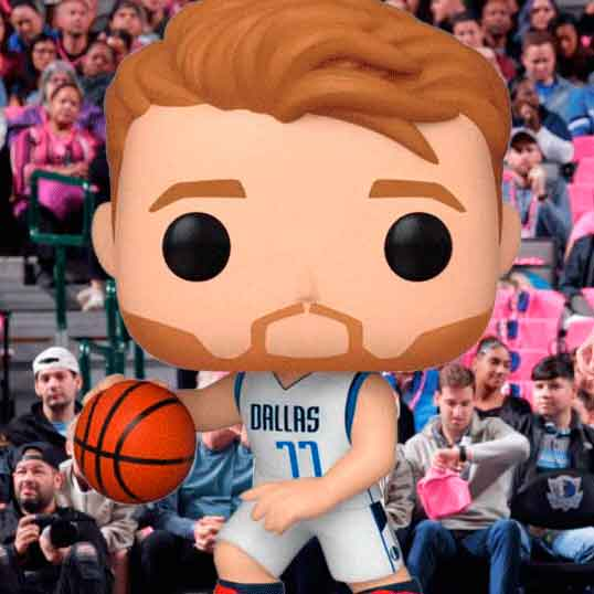 Funko Luka Doncic