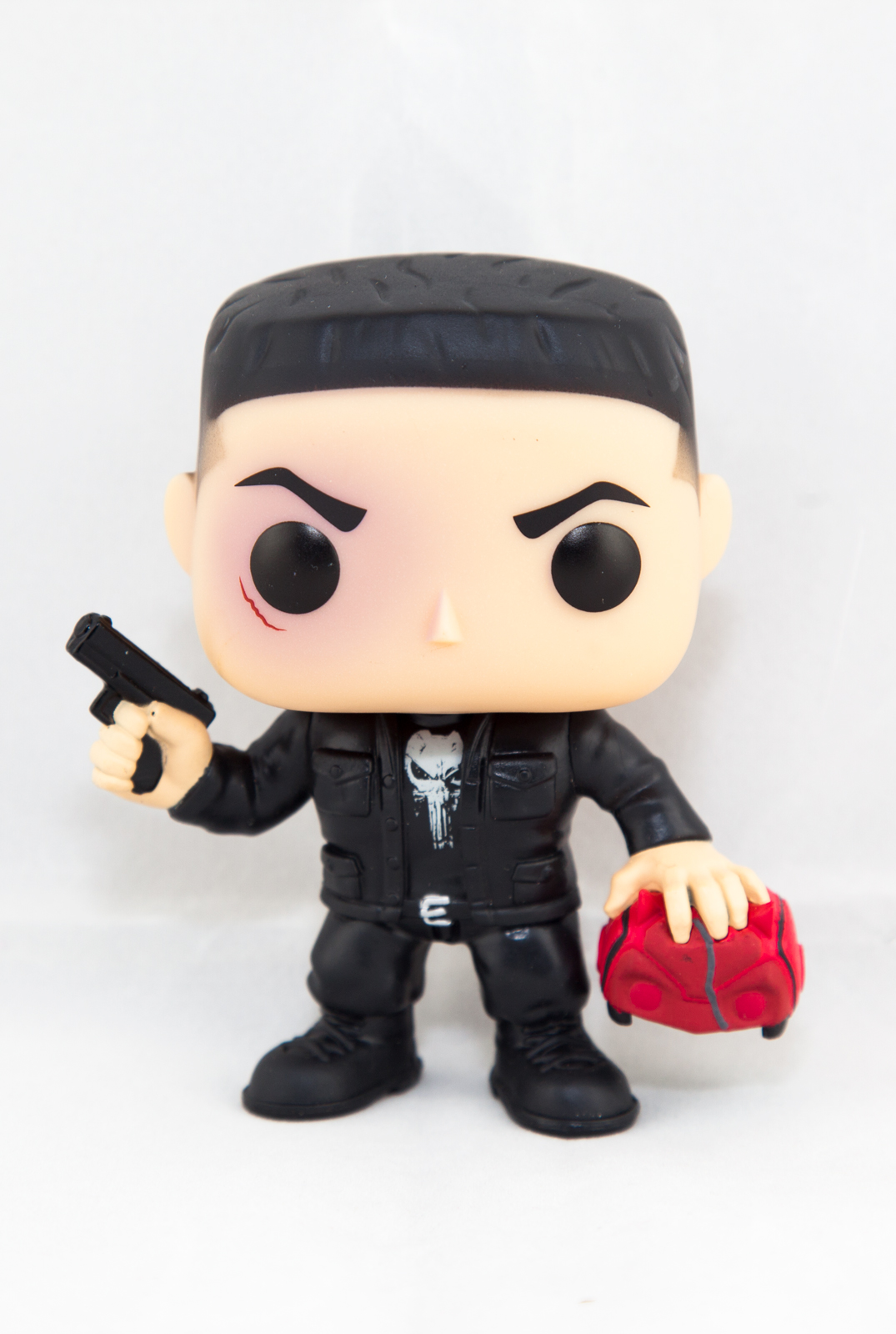 Cambio Funko POP Punisher chase