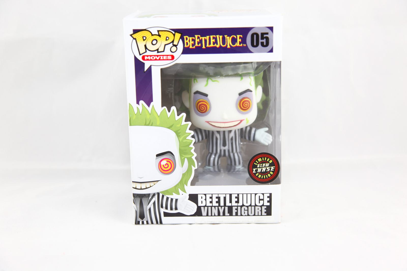 Cambio Funko Beetlejuice GlowChase