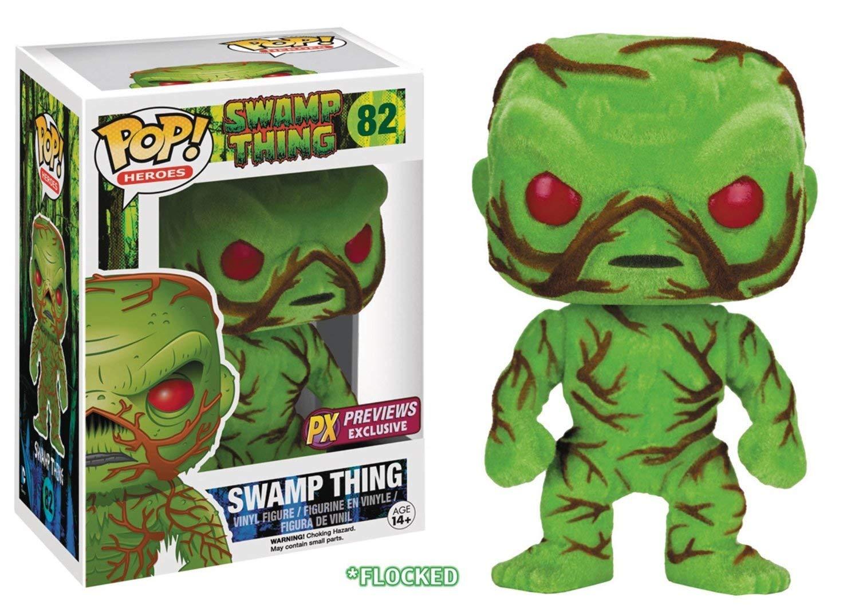 Cambio Funko Swamp Thing