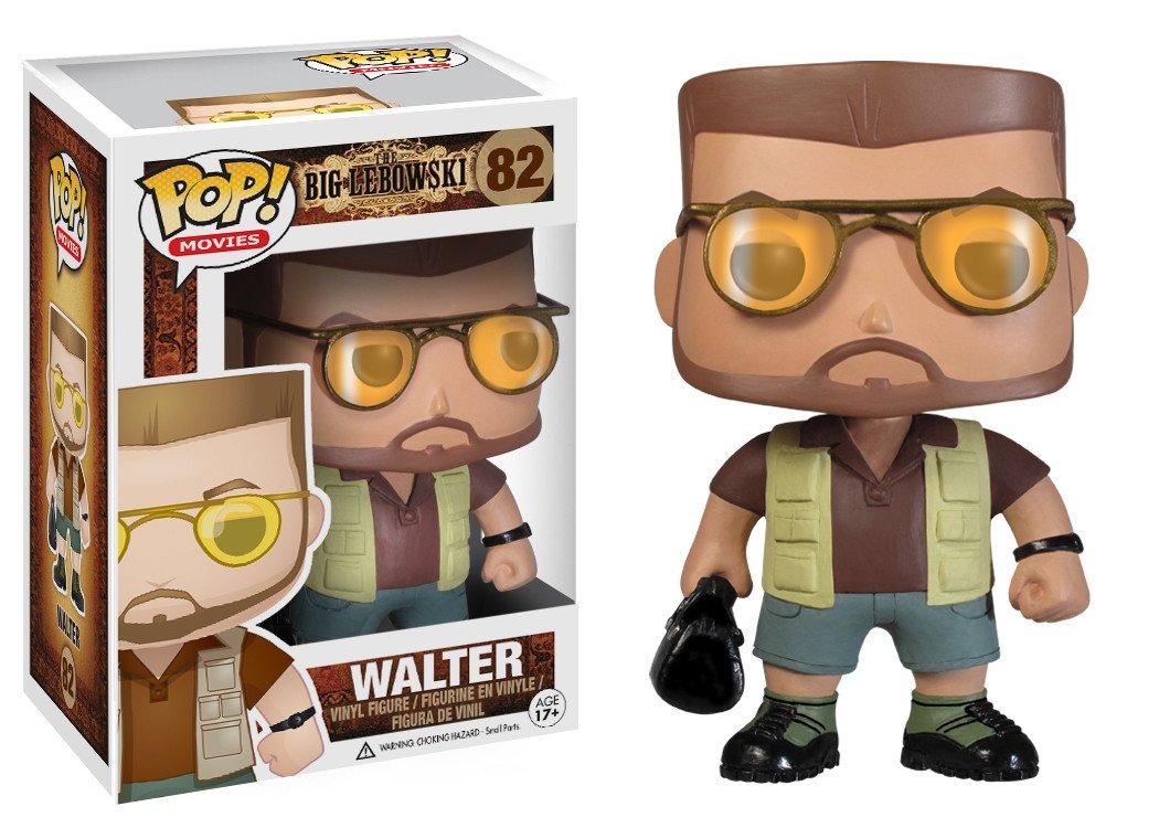 Busco Funko Pop Walter de el gran Lebowski