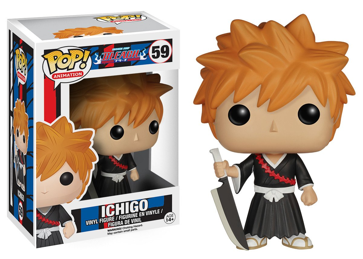 Busco Funko Pop Ichigo