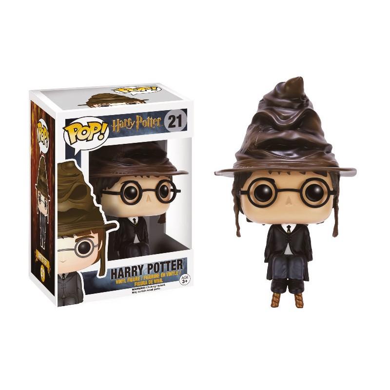 Necesito a Harry sombrero seleccionador!