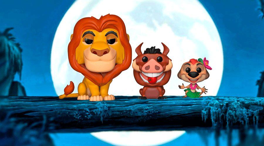 Funko el rey león