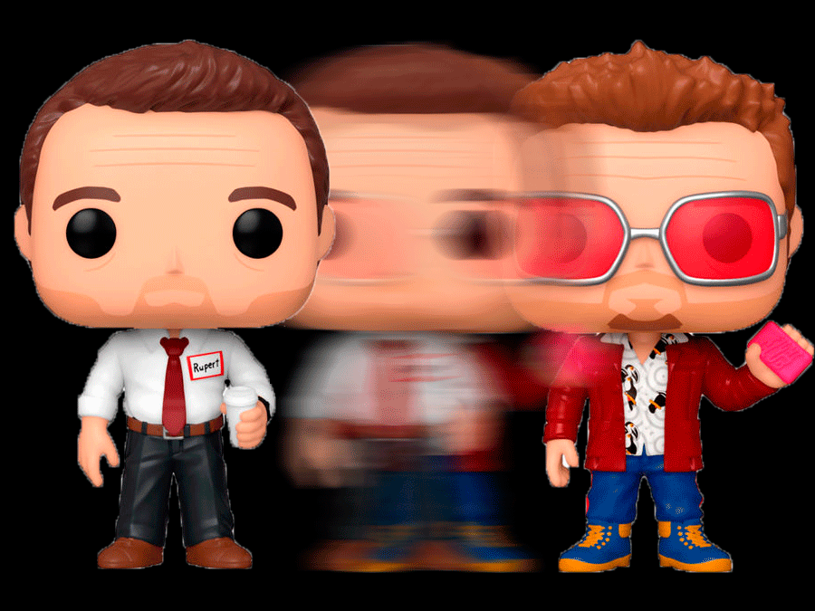 FUNKO POP EL CLUB DE LA LUCHA