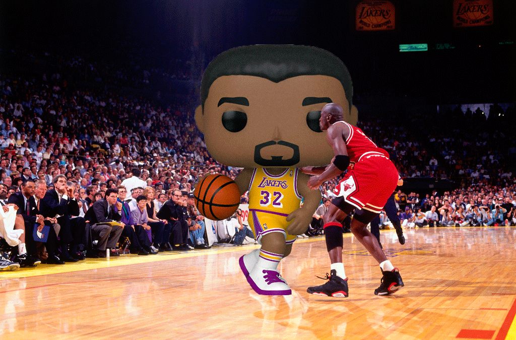 FUNKO POP MAGIC JOHNSON