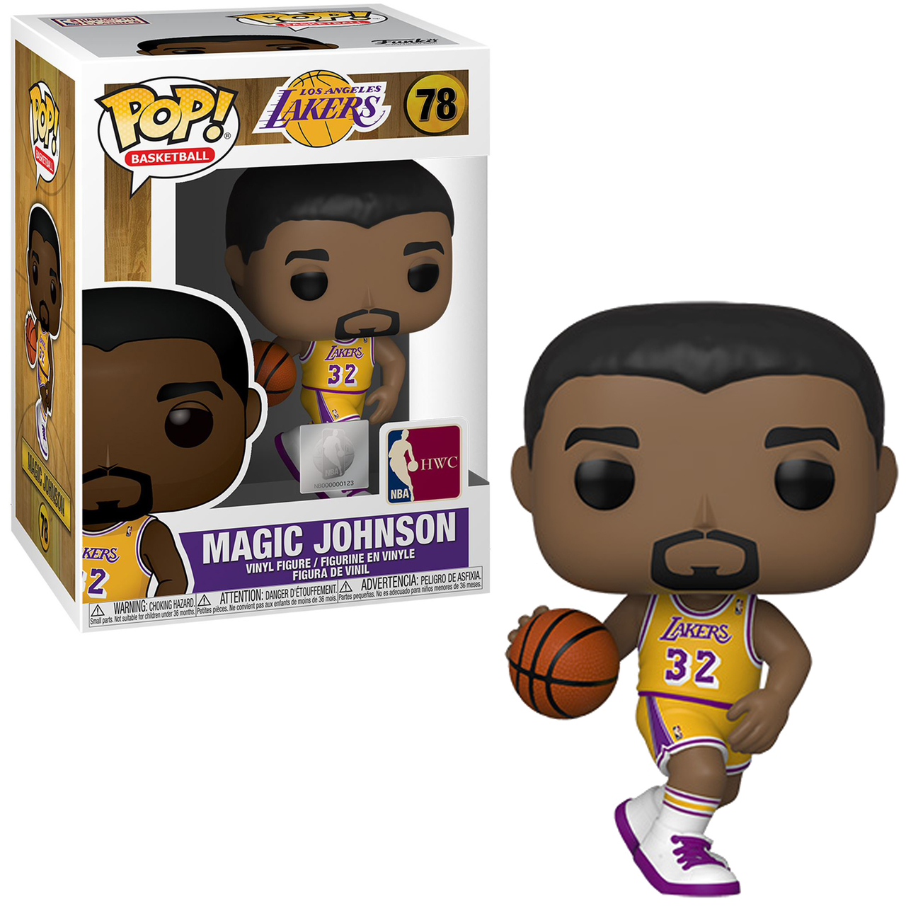 Funko Magic Johnson