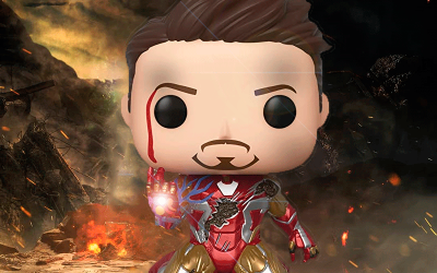 FUNKO POP IRON MAN