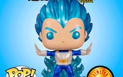 VEGETA POWERING UP CHASE