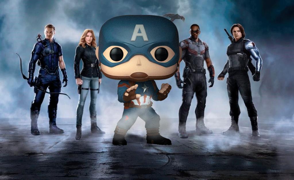 Funko Capitán América
