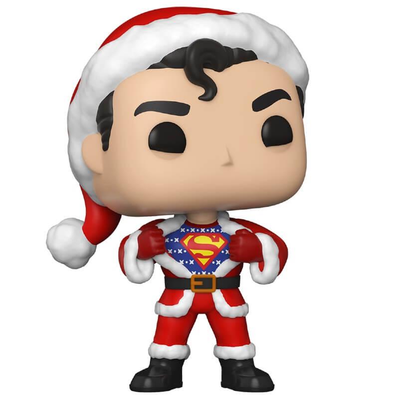 funko pop navidad dc superman