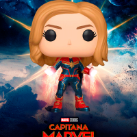 FUNKO POP CAPITANA MARVEL