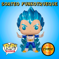 SORTEO FUNKO POP