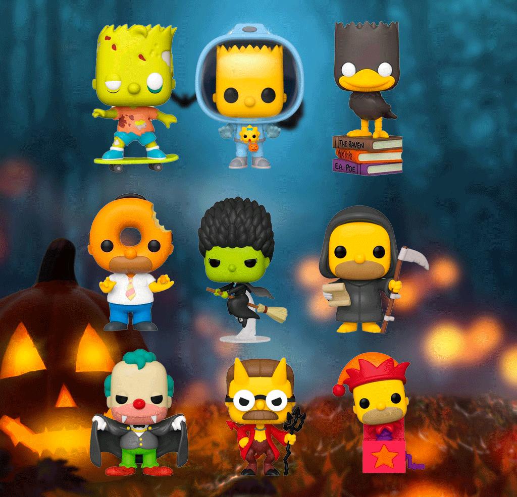Halloween_Funko_Simpsons