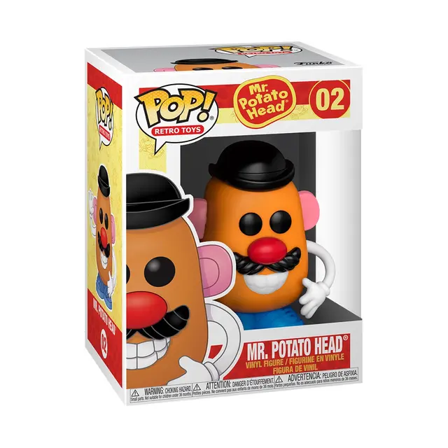 Funko mr potato