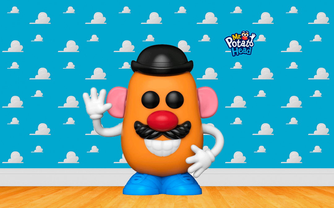 FUNKO POP MR POTATO