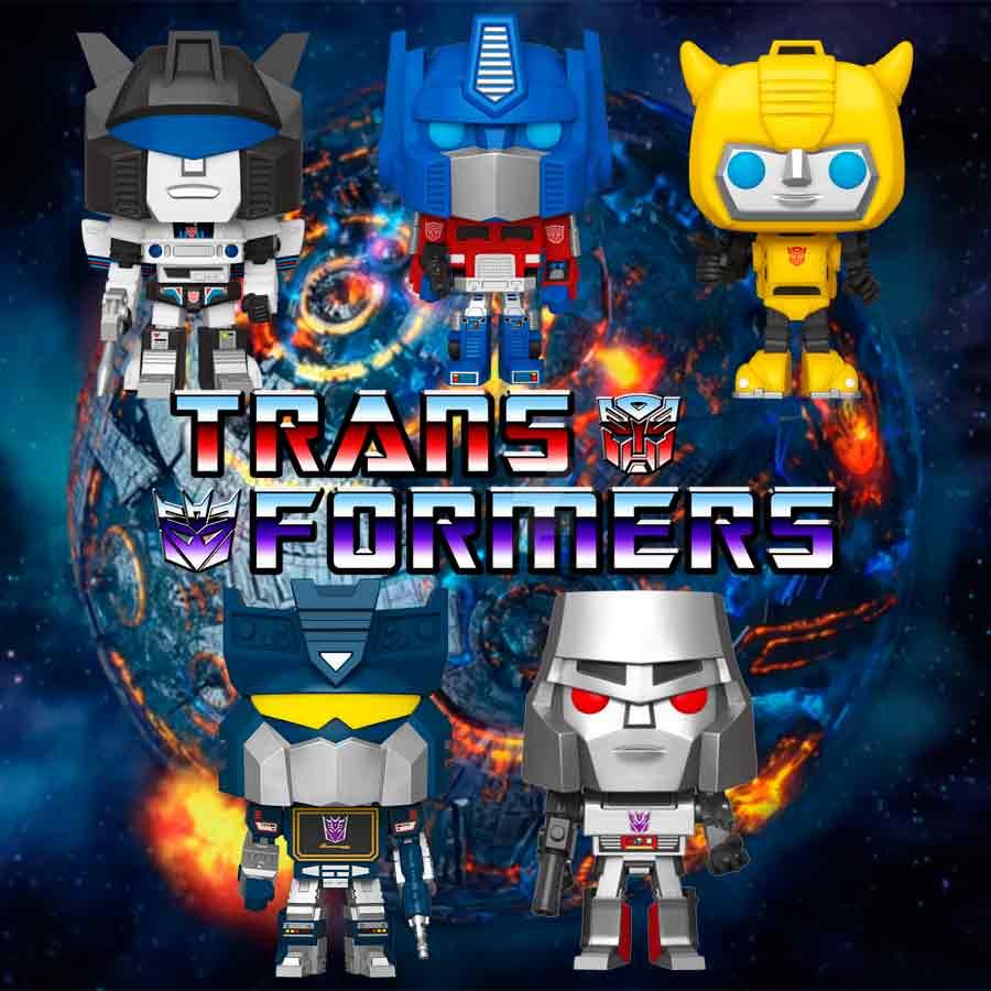 Funko_Transformers