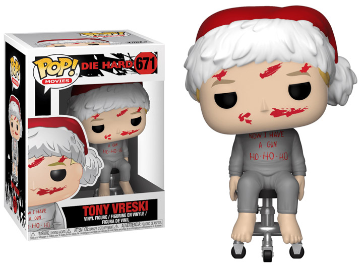 Funko pop Die Hard