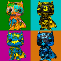 FUNKO POP ART SERIES