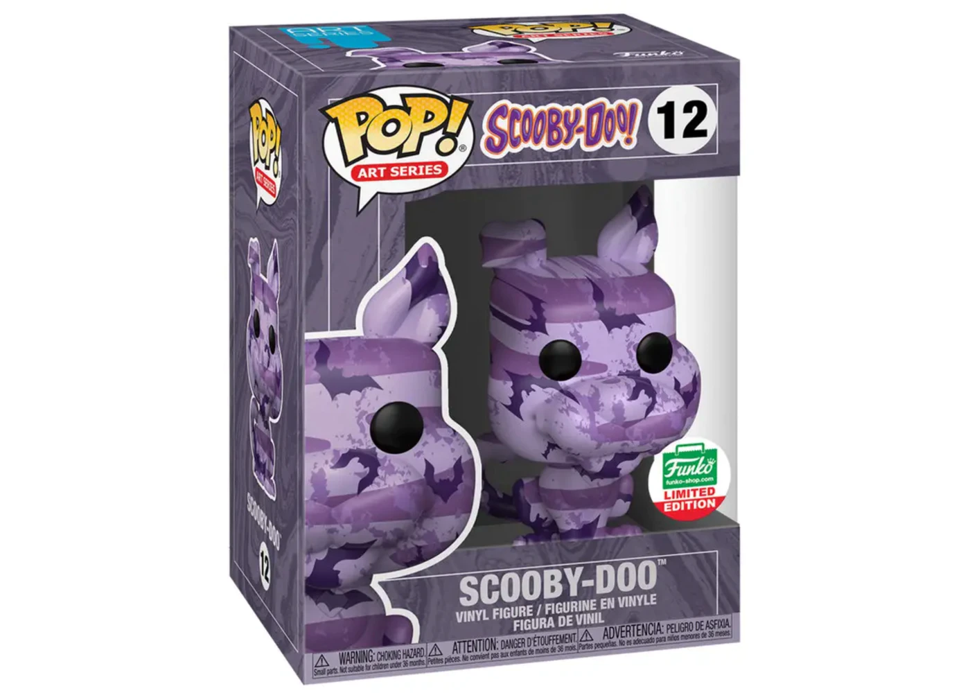 Funko-Scooby-Doo-Art-Series