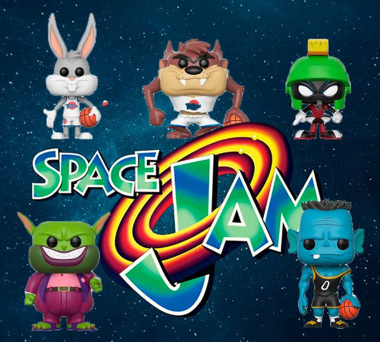 FUNKO POP SPACE JAM