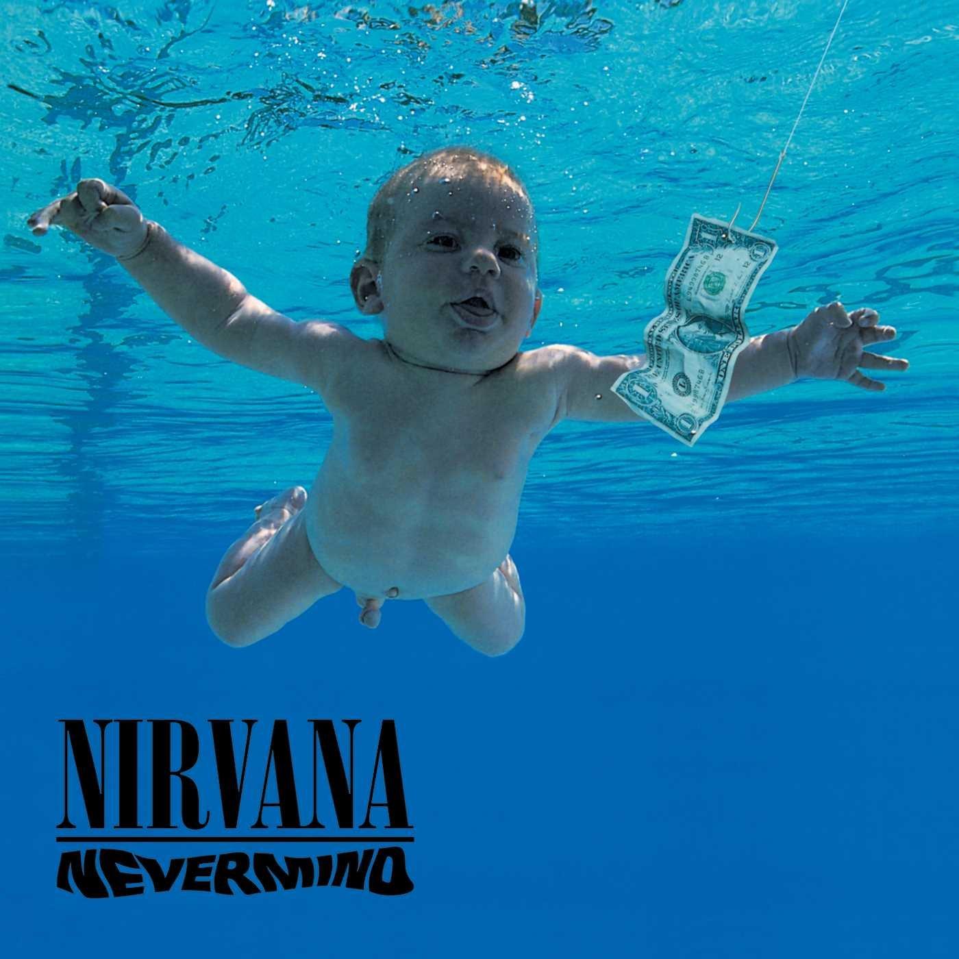 Nirvana Nervermind