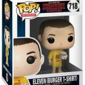 CAMBIO FUNKO POP ELEVEN (BURGER T-SHIRT) STRANGER THINGS