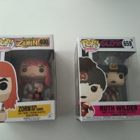 Cambio funko/s pop, son dos. Ruth Wilder (Glow) y Zorn(with hot sauce). Perfecto estado!!