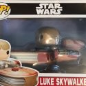 cambio luke skywalker with speeder 175